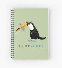 Tropicool Spiral Notebook