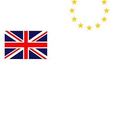Funny Brexit E.U. European Union U.K. Joke Meme by bev100