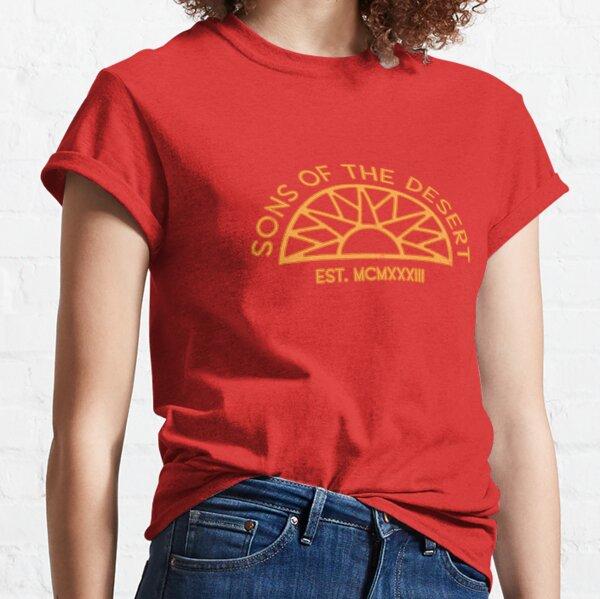 Sons of the Desert Classic T-Shirt