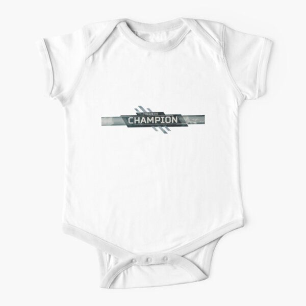 HappyLifea Combat Action Ribbon Logo Baby Pajamas Bodysuits Clothes Onesies Jumpsuits Outfits Black