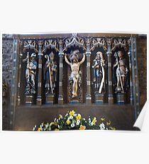 Winchelsea Reredos Poster