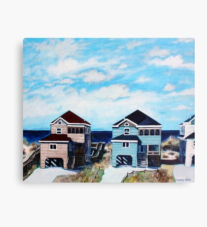 'View from the Loreli' Canvas Print
