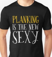 Gifts For Planking Lovers Unisex T-Shirt