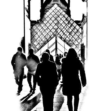 Paris Stencil Art 02/10 by lesslinear
