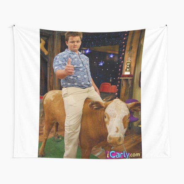cowboy gibby Tapestry