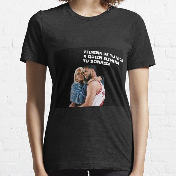 ANUEL Y KAROL G Camiseta esencial