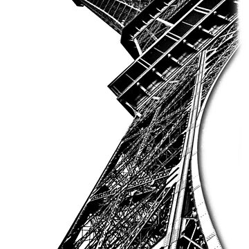 Paris Stencil Art 03/10 by lesslinear