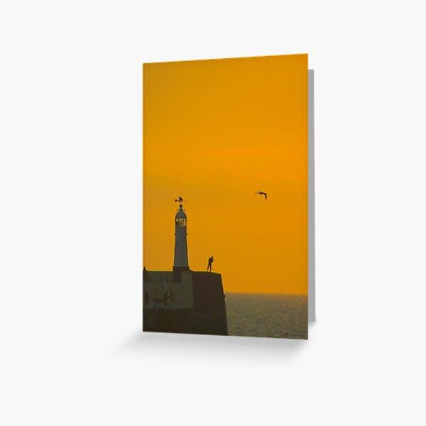 Isle of man Greeting Card
