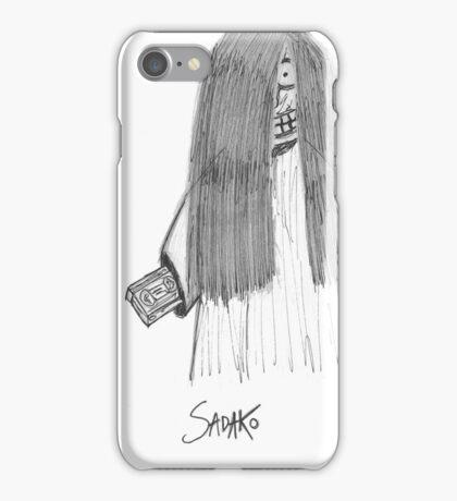 Sadako - Movie Serial Killers iPhone Case/Skin