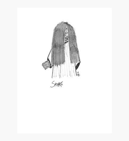 Sadako - Movie Serial Killers Photographic Print