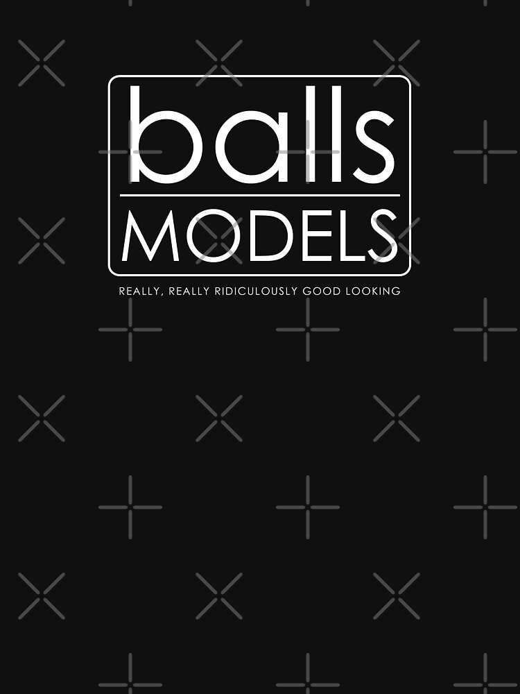 TShirtGifter presents: Balls Models | Unisex T-Shirt