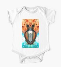 Lady Venus - Abstract Art by Sharon Cummings Kids Clothes
