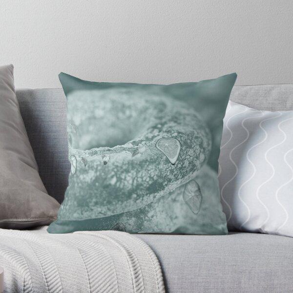 Citrus Crust - Tulimond Colors Throw Pillow