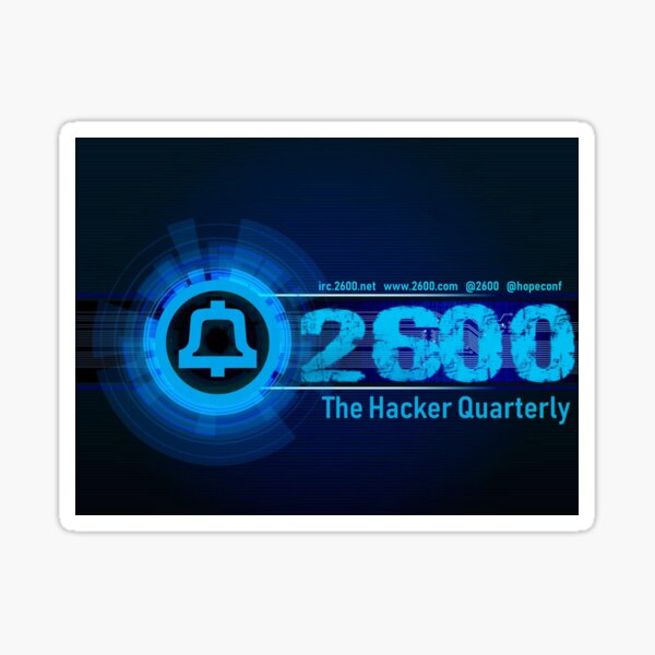 2600net Official Group Cover  Sticker