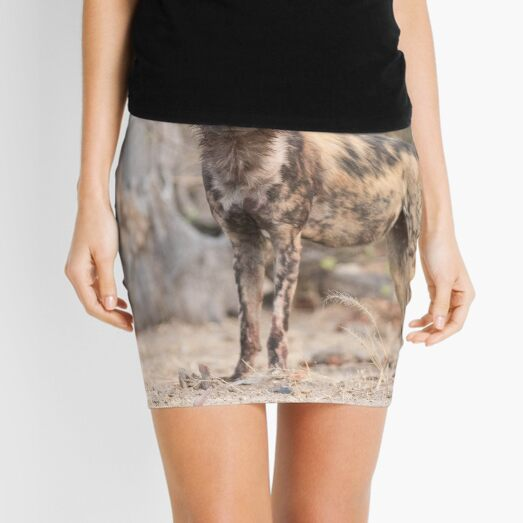 Protecting the pack Mini Skirt