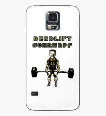 Deadlift Schrempf Case/Skin for Samsung Galaxy