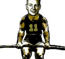 Deadlift Schrempf Sticker