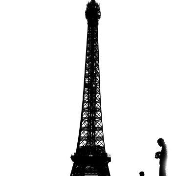 Paris Stencil Art 10/10 by lesslinear