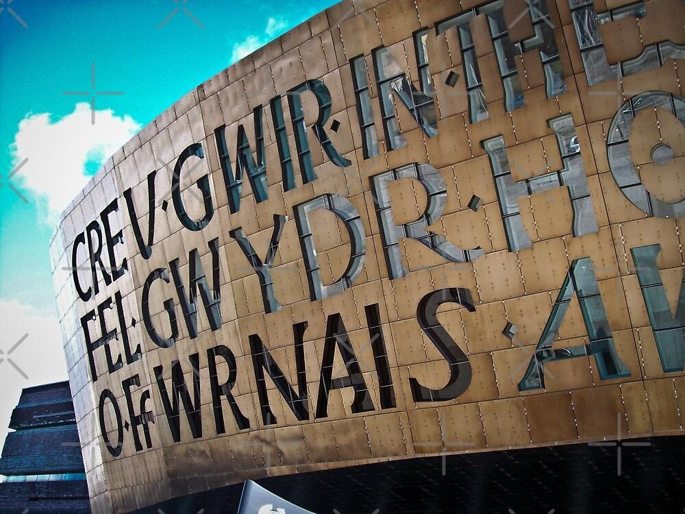 Wales Millennium Centre - Cardiff by Lee Jones