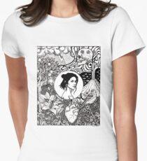 Marina - Liebe & Angst Tailliertes T-Shirt