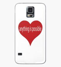anything is possible Hülle & Skin für Samsung Galaxy
