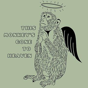 Pixies - mono ido al cielo de jpearson980