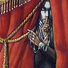 The Phantom of the Opera by SaraLutra