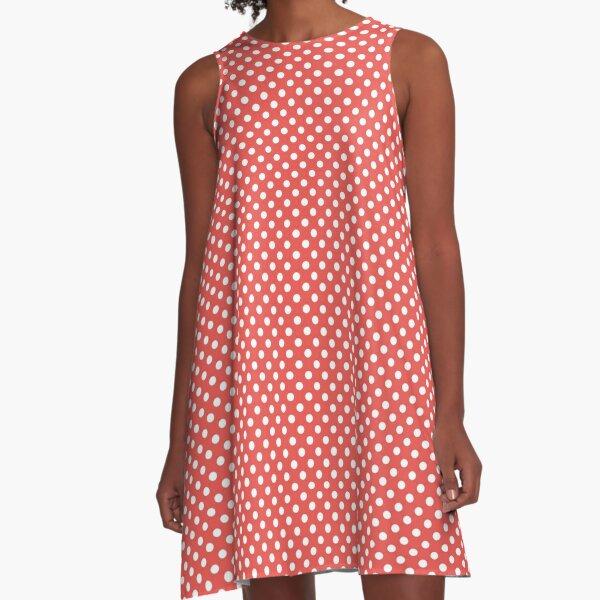Minnie Bounding A-Line Dress