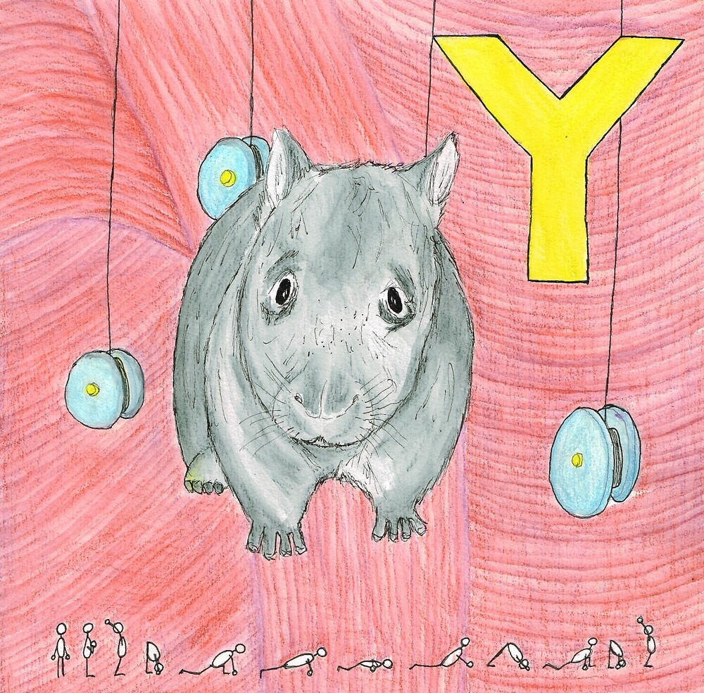 Y is for Yaminon by Renee Rigdon