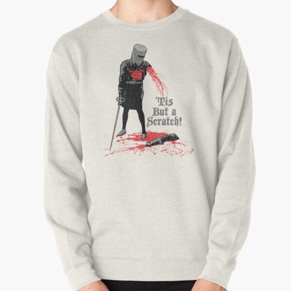 'Tis But a Scratch! Pullover Sweatshirt