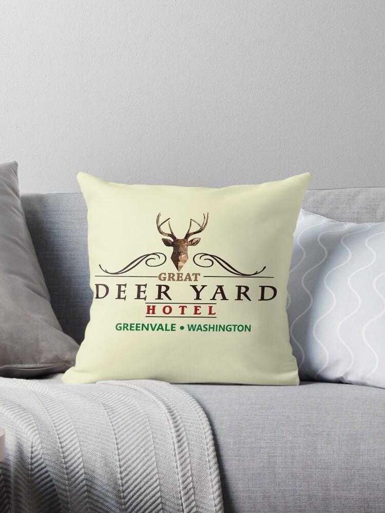 Deadly Premonition - Great Deer Yard Hotel by red-leaf
