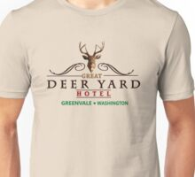 Deadly Premonition - Great Deer Yard Hotel Unisex T-Shirt