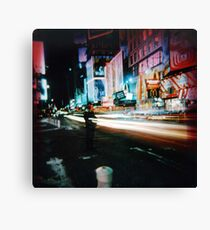 Times Square (3) Canvas Print