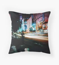 Times Square (3) Throw Pillow