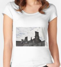 Edwardian Hamilton  Women's Fitted Scoop T-Shirt