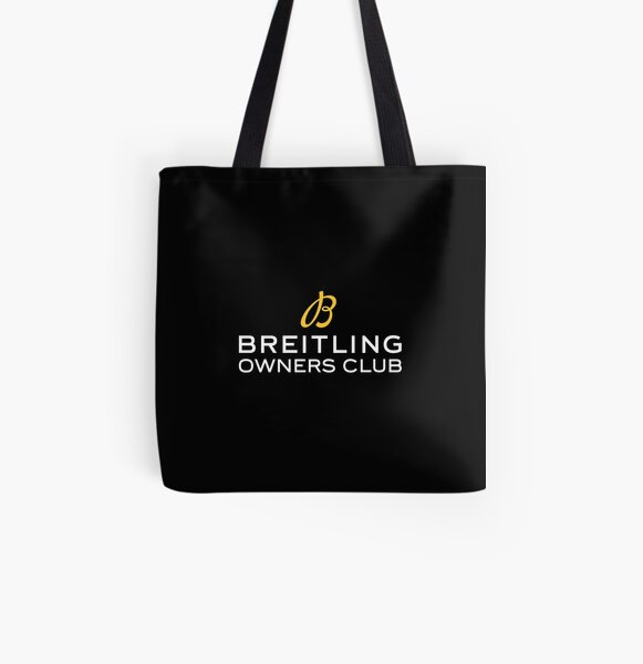 BOC Breitling Owners Club  All Over Print Tote Bag