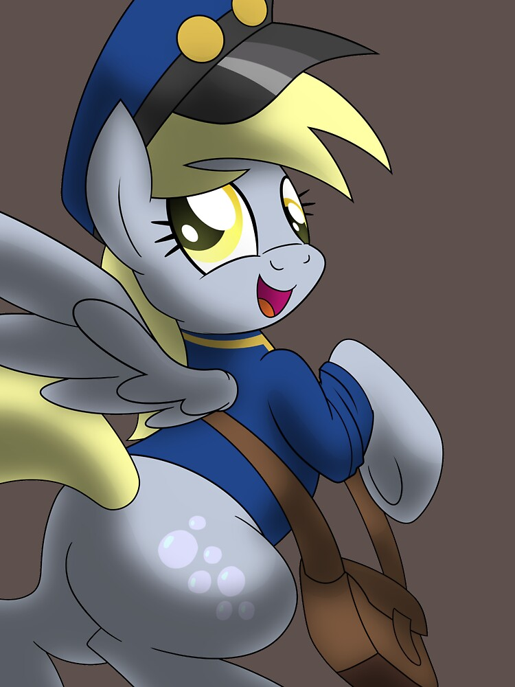 Derpy Hooves - Muffin Mail Mare! | Unisex T-Shirt