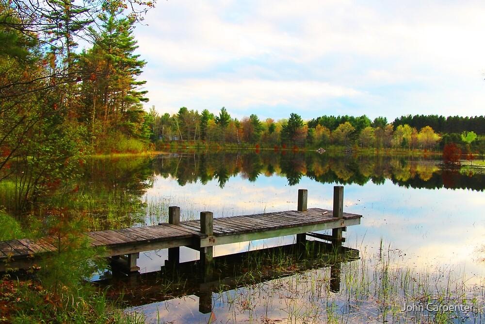 Wilderness Dock by John Carpenter
