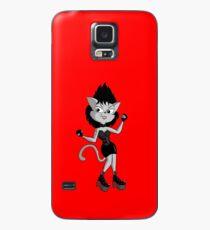 Bad Kitty Case/Skin for Samsung Galaxy