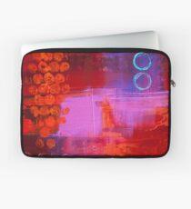 Trio - Red Laptop Sleeve