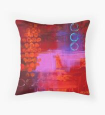Trio - Red Floor Pillow