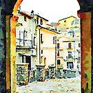 City Gate by Giuseppe Cocco