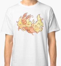 Watercolor Flareon Classic T-Shirt