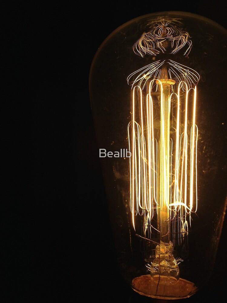 Vintage Light by Beallb