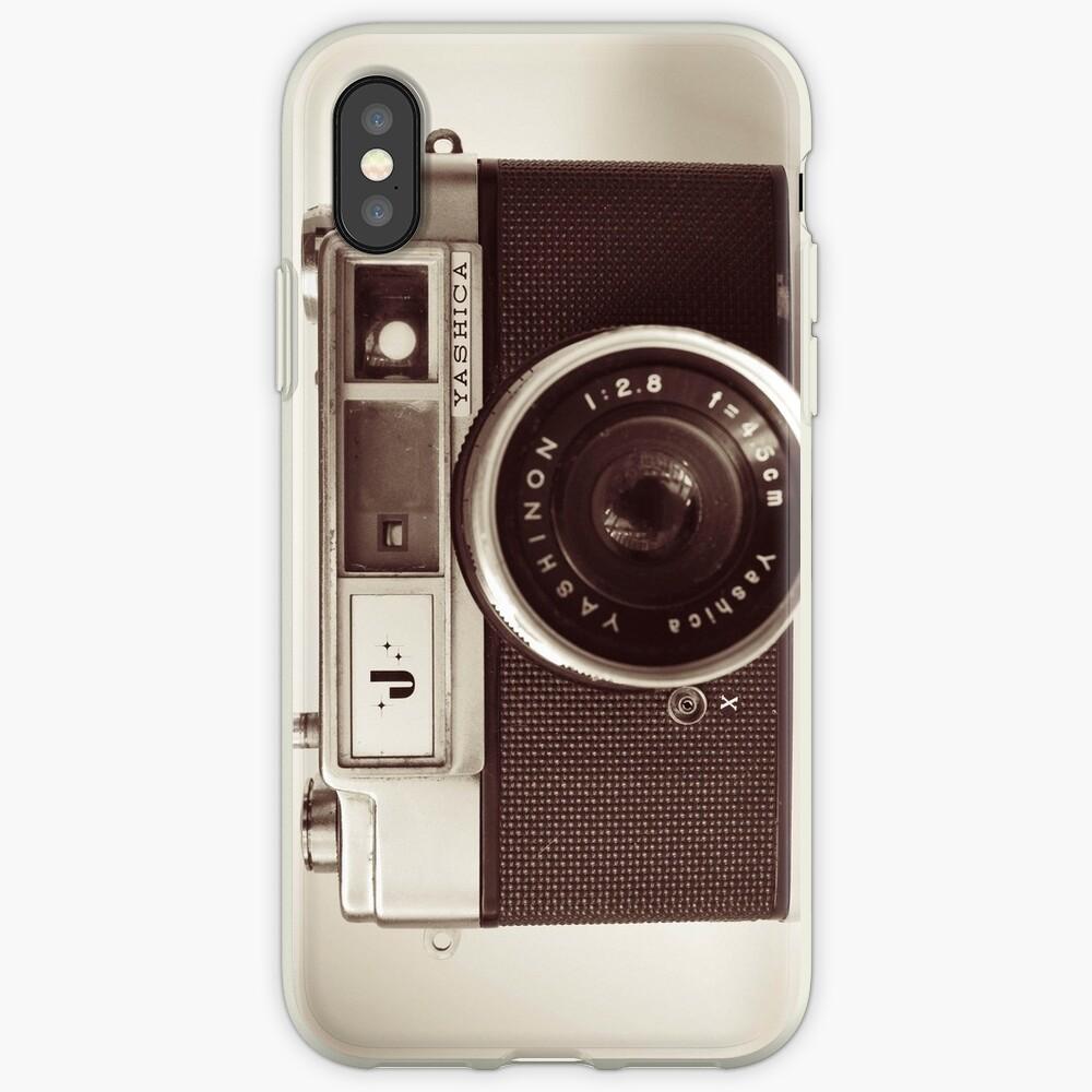 Camera Retro  iPhone Case & Cover