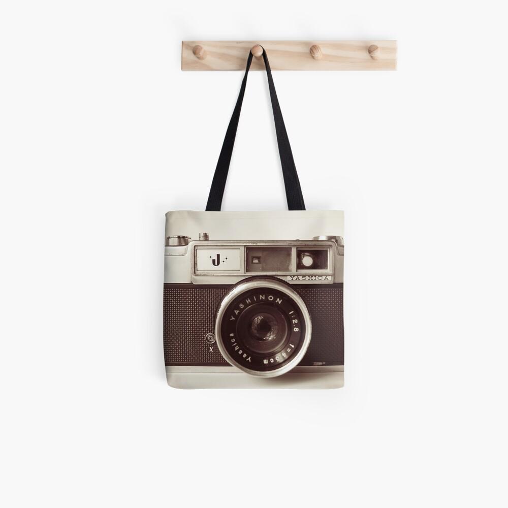 Camera Retro  Tote Bag