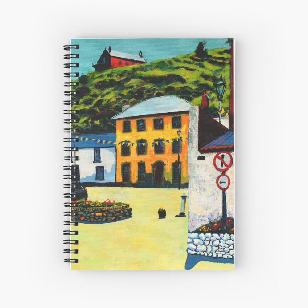 Passage East (County Waterford, Ireland) Spiral Notebook