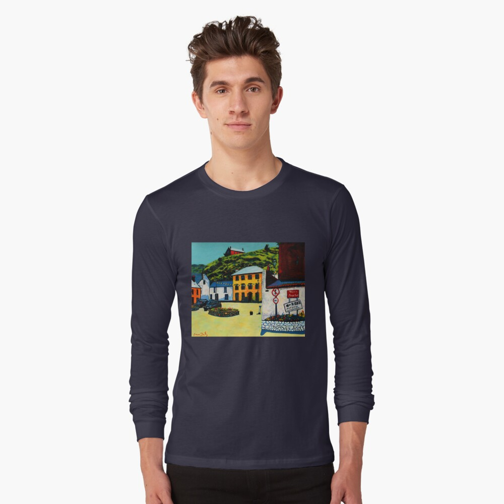 Passage East (County Waterford, Ireland) Long Sleeve T-Shirt