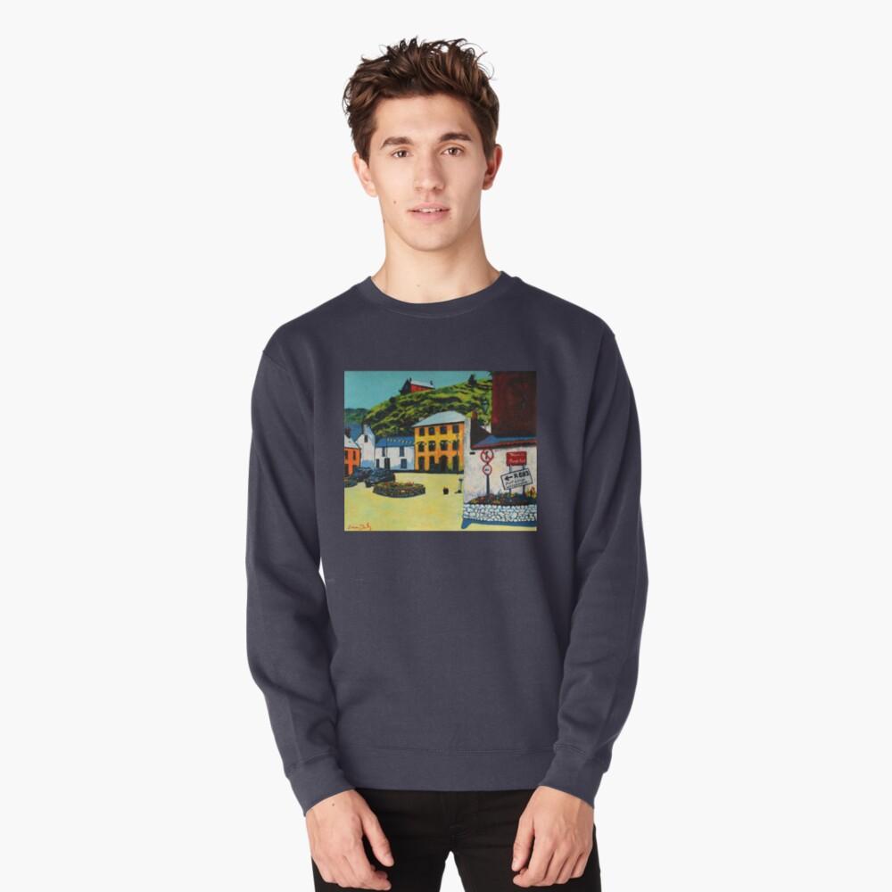 Passage East (County Waterford, Ireland) Pullover Sweatshirt