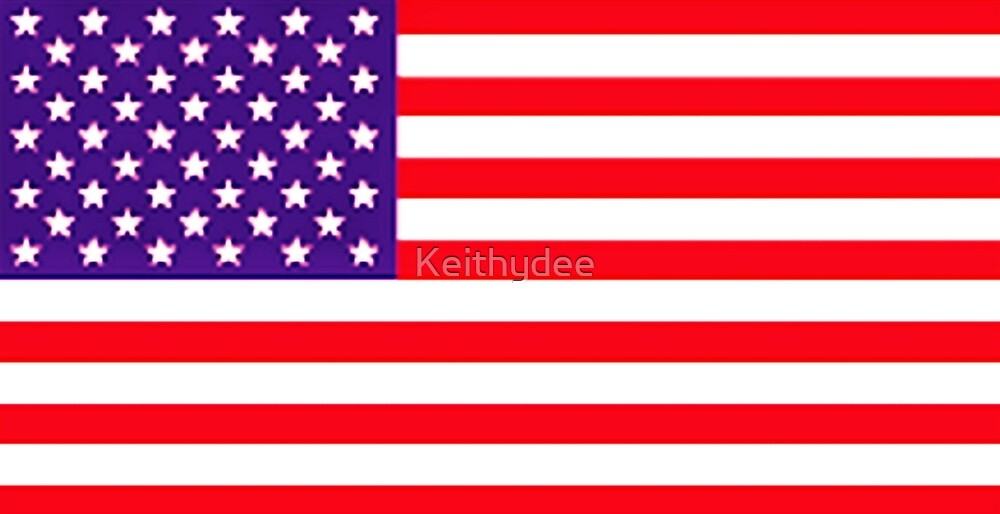 Stars and stripes 1 by Keithydee